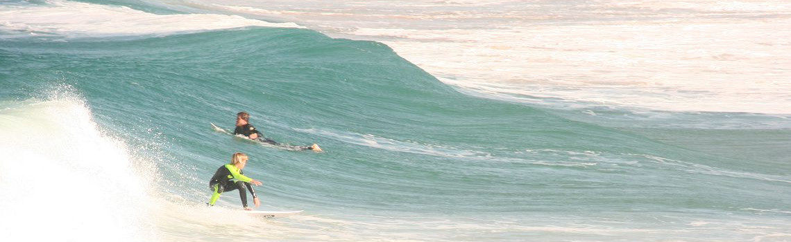 Reise Hunter Australien Sydney Bondi Beach Titel