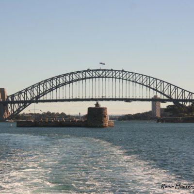 Reise Hunter Australien Sydney Brücke 2
