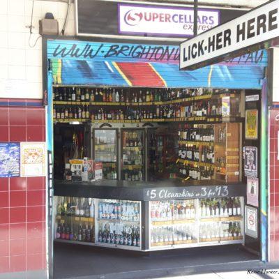 Reise Hunter Australien Sydney Lick Her Store