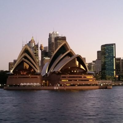 Reise Hunter Australien Sydney Oper 6