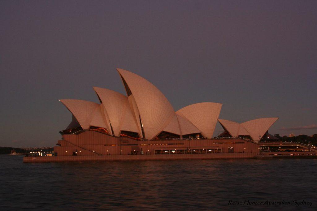 Reise Hunter Australien Sydney Oper 7