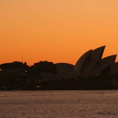 Reise Hunter Australien Sydney Oper Skyline 2