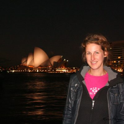 Reise Hunter Australien Sydney Oper bei Nacht