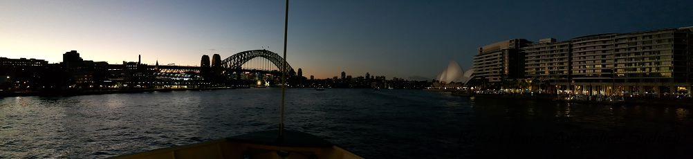 Reise Hunter Australien Sydney Panorama