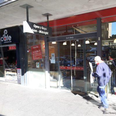 Reise Hunter Australien Sydney Shop Öffnungszeiten