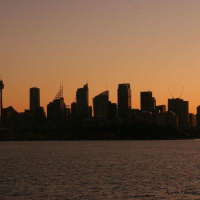 Reise Hunter Australien Sydney Skyline 2