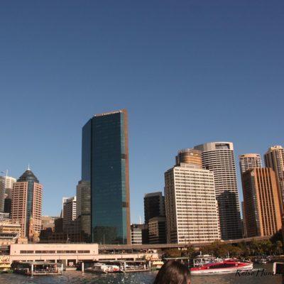 Reise Hunter Australien Sydney Skyline 4