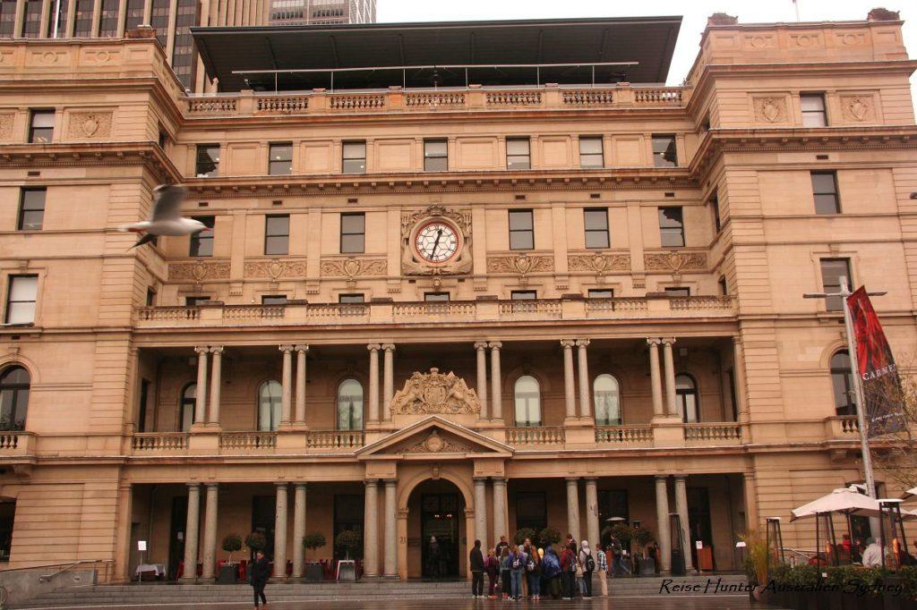 Reise Hunter Australien Sydney Zollhaus