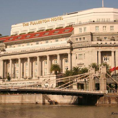 Reise Hunter Singapur Fullerton Hotel