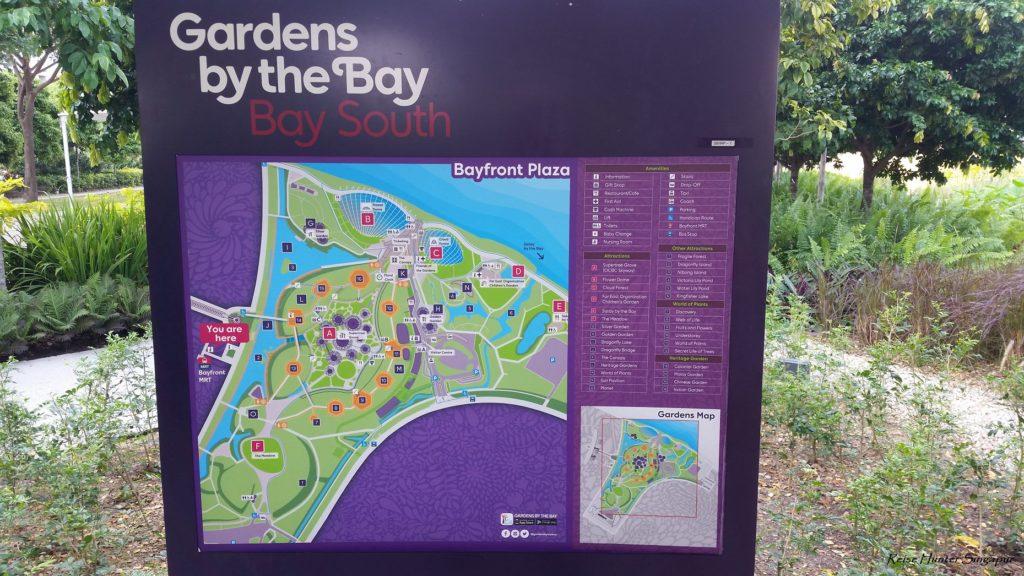 Reise Hunter Singapur Garden by the bay
