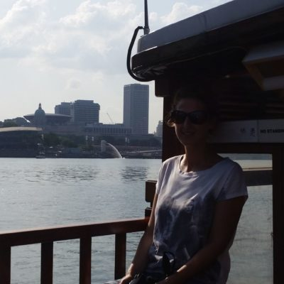 Reise Hunter Singapur Judith Boot