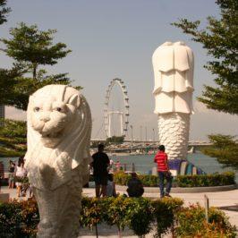 Singapur – Asien für Anfänger