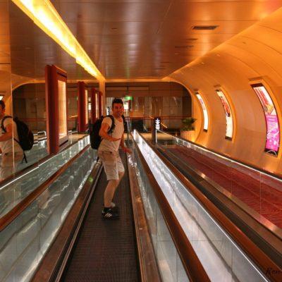 Reise Hunter Singapur Laufband Hotel