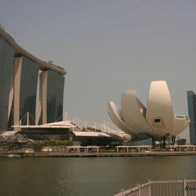 Reise Hunter Singapur Marina Bay Hotel