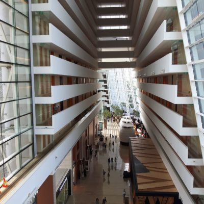 Reise Hunter Singapur Marina Bay Sands Hotel Innen 2