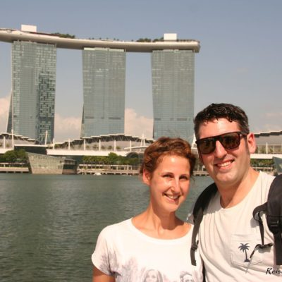 Reise Hunter Singapur Marina Bay Tower D und J