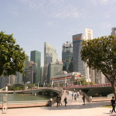 Reise Hunter Singapur Skyline