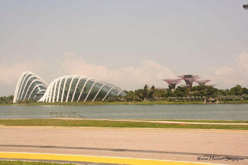 Reise Hunter Singapur Super Trees und Regenwald