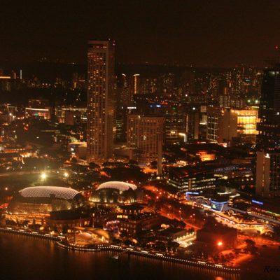 Reise Hunter Singapur von oben 4
