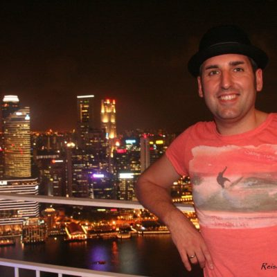 Reise Hunter Singapur von oben 5