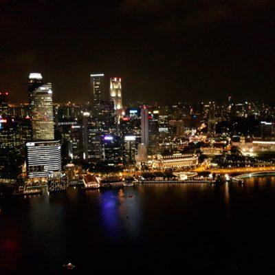 Reise Hunter Singapur von oben 6