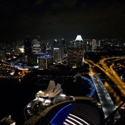 Reise Hunter Singapur von oben 8