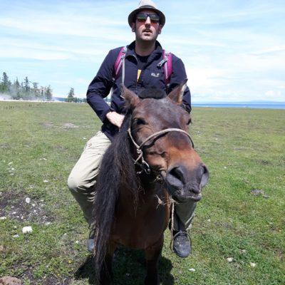 Reise Hunter Mongolei Ausritt3