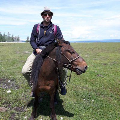 Reise Hunter Mongolei Ausritt2