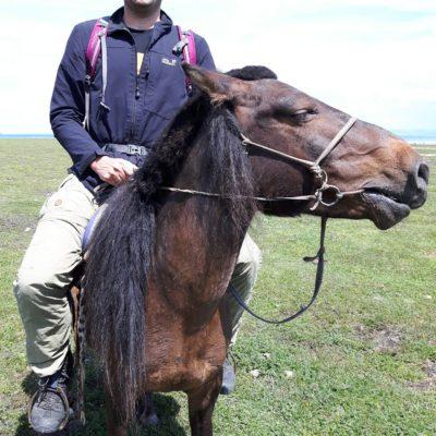 Reise Hunter Mongolei Ausritt