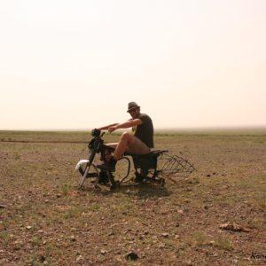 Reise Hunter Mongolei Easy Rider