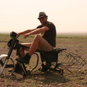 Reise Hunter Mongolei Easy Rider2
