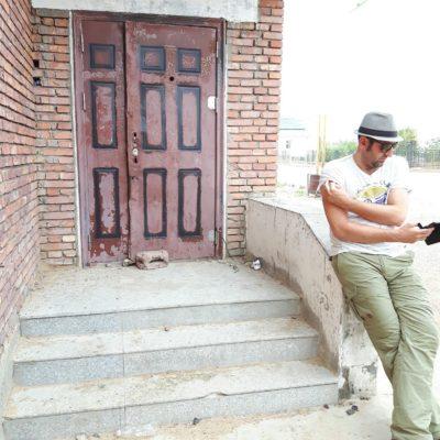 Reise Hunter Mogolei Eingang Schule