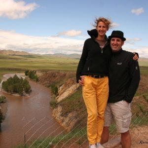Reise Hunter Mongolei Fluss3