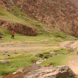 Reise Hunter Mongolei Gletscher 3