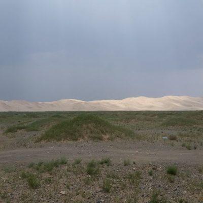 Reise Hunter Mogolei Gobi Sanddüne