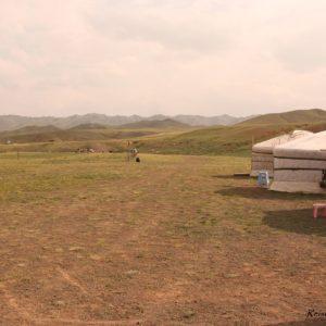 Reise Hunter Mongolei Jurtencamp