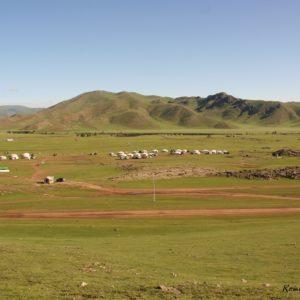 Reise Hunter Mongolei Jurtencamp2