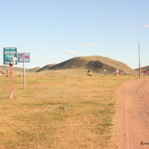 Reise Hunter Mongolei Kleine Ortschaft 6