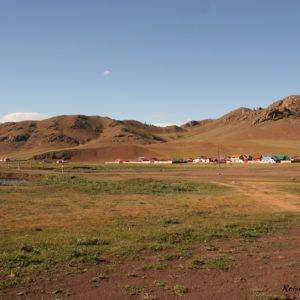 Reise Hunter Mongolei Kleine Ortschaft2