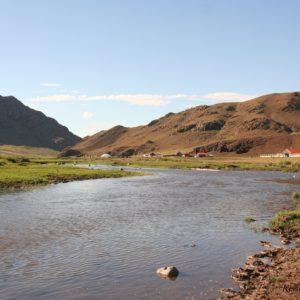 Reise Hunter Mongolei Kleine Ortschaft3