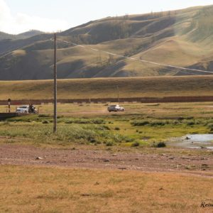Reise Hunter Mongolei Kleine Ortschaft4