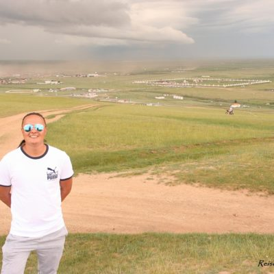 Reise Hunter Mongolei Murun Bogi