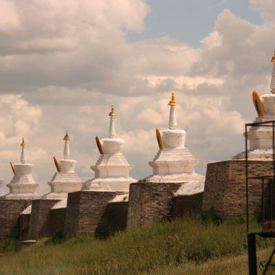 Reise Hunter Mongolei Murun Danzandarjaa Khiid Monastery