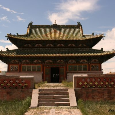 Reise Hunter Mongolei Murun Danzandarjaa Khiid Monastery5