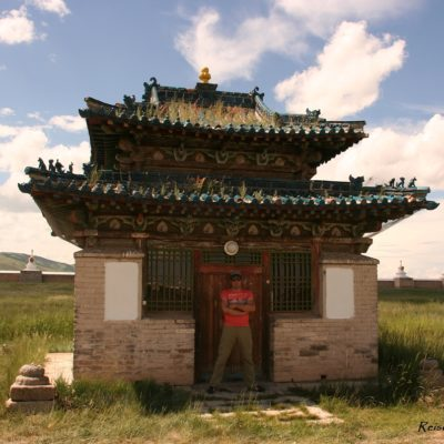 Reise Hunter Mongolei Murun Danzandarjaa Khiid Monastery7