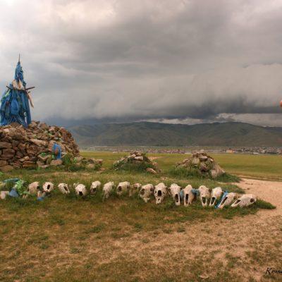 Reise Hunter Mongolei Murun Gipfel