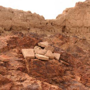 Reise Hunter Mongolei Ongi Ruine