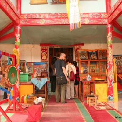Reise Hunter Mongolei Ongi Ruine Tempel