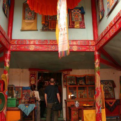 Reise Hunter Mongolei Ongi Ruine Tempel2