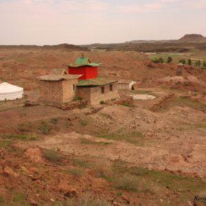 Reise Hunter Mongolei Ongi Ruine3
